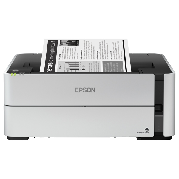 Inkjet Printers EcoTank ET-M1170 Mono Inkjet Printer C11CH44401BY