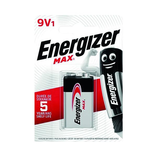 AAA Energizer MAX 522 9V Battery E300115900