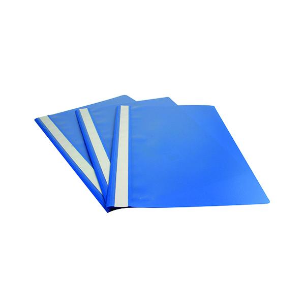 Esselte Report File A4 Blue (25 Pack) 28322