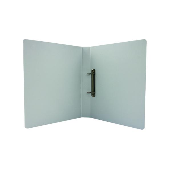 Esselte 25mm 2 D-Ring Presentation Binder A4 White (10 Pack) 49737