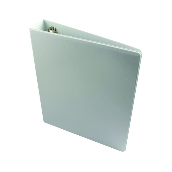 40mm Esselte 40mm 4 D-Ring Presentation Binder A4 White 49704