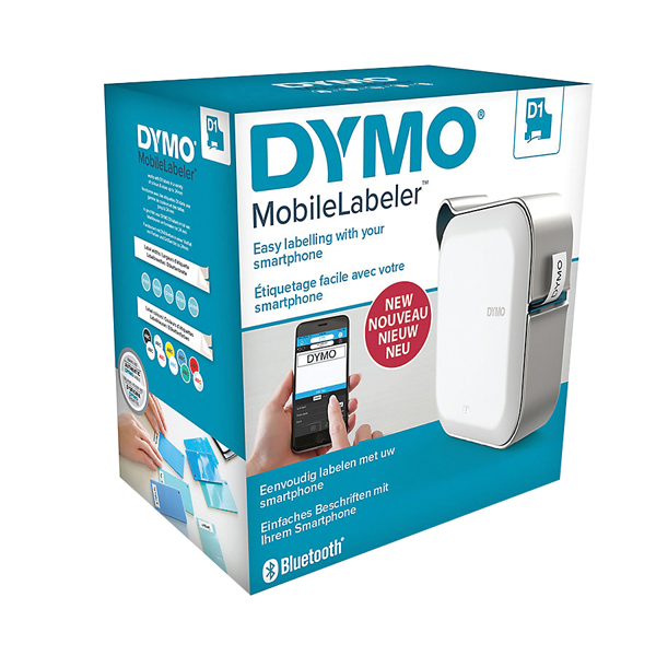Dymo White Mobile Labeller 1978247