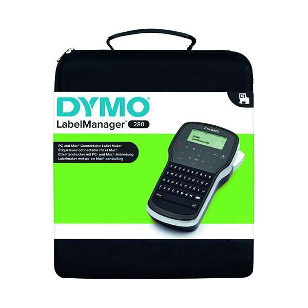 Labelling Machines Dymo LabelManager 280 Kit Case 2091152