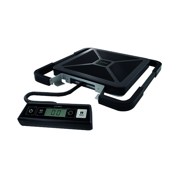 Postal Scales Dymo Black S50 Shipping Scale 50kg UK S0929050