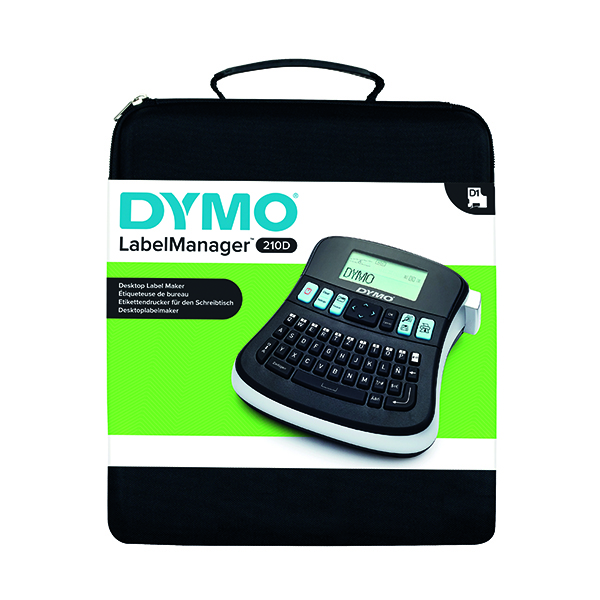 Labelling Machines Dymo LabelManager 210 D Kit Case 2094492