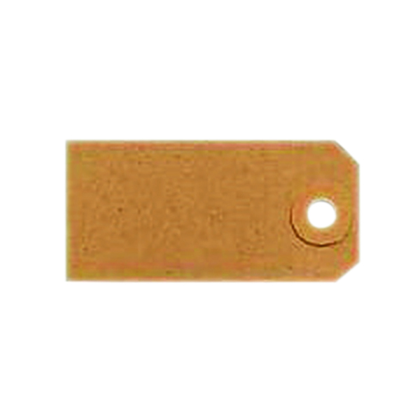 Unstrung Tags 4A 108 x 54mm Buff Single (1000 Pack) TG8024