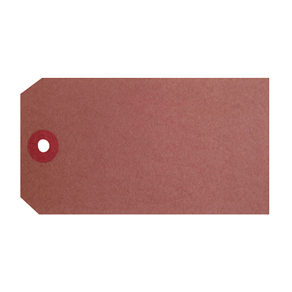 Tags Tags Unstrung 5A 120x60mm BuSingle (1000 Pack) TG8025
