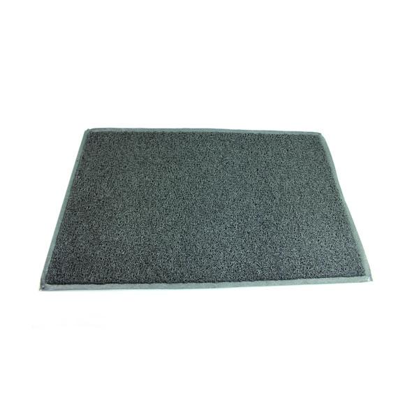 Indoor Doortex Storm Grey 900x1500mm Twister Mat FC490150TWISG