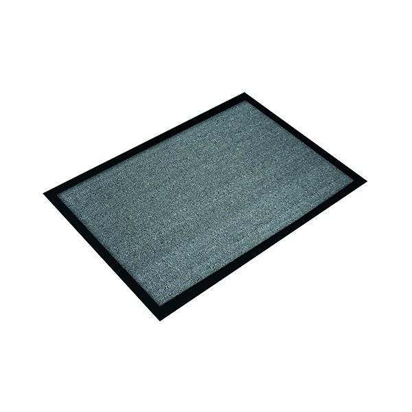 Indoor Doortex Value Mat 800x1200mm Grey FC480120VALGR