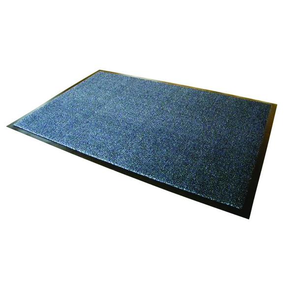 Indoor Doortex Value Mat 800x1200mm Blue FC480120VALBL