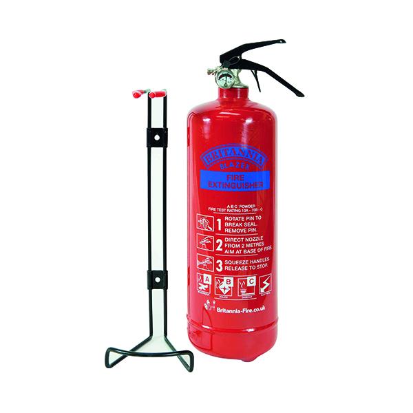 Dry Powder Fire Extinguisher 1 kg ABC Powder ABC1000