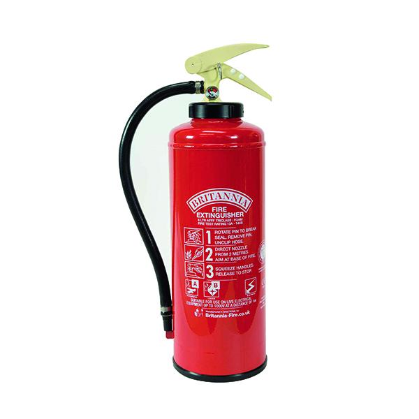 Foam Fire Extinguisher AFFoam 6Ls XTS6
