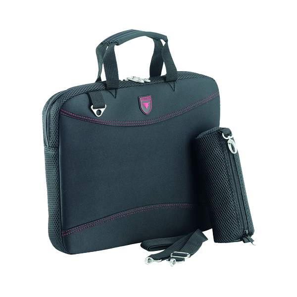 Falcon Neoprene Laptop Sleeve 16 inch Black 2598