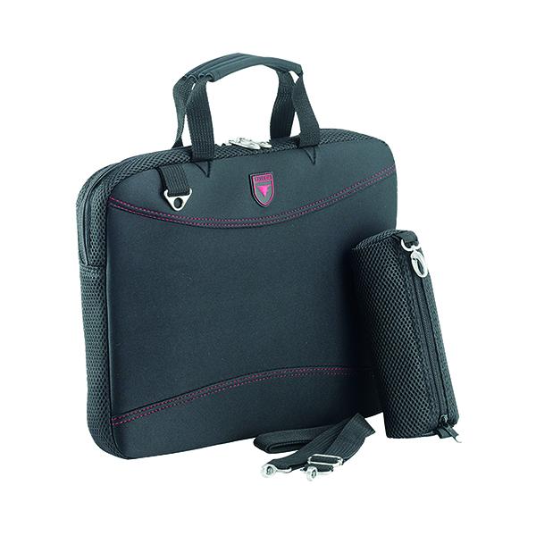 Falcon Neoprene Laptop Sleeve 16 inch Black 2598