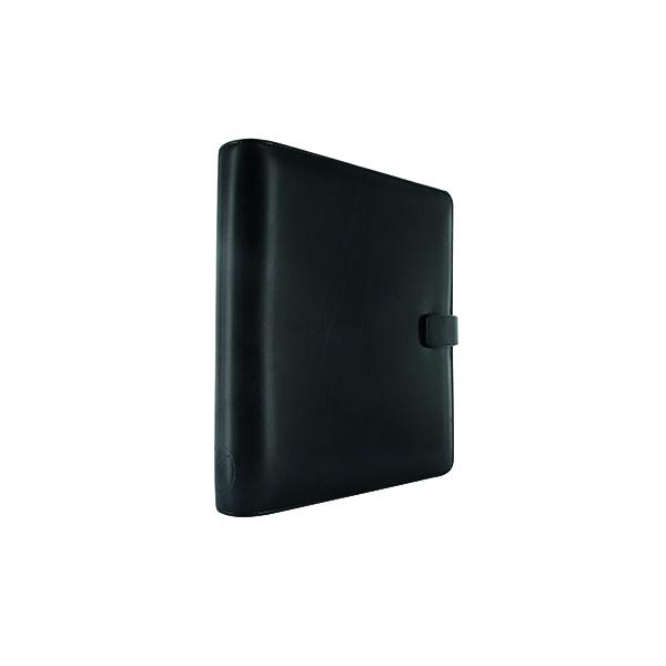 Personal Organisers Filofax Metropol Organiser A5 Black 026968