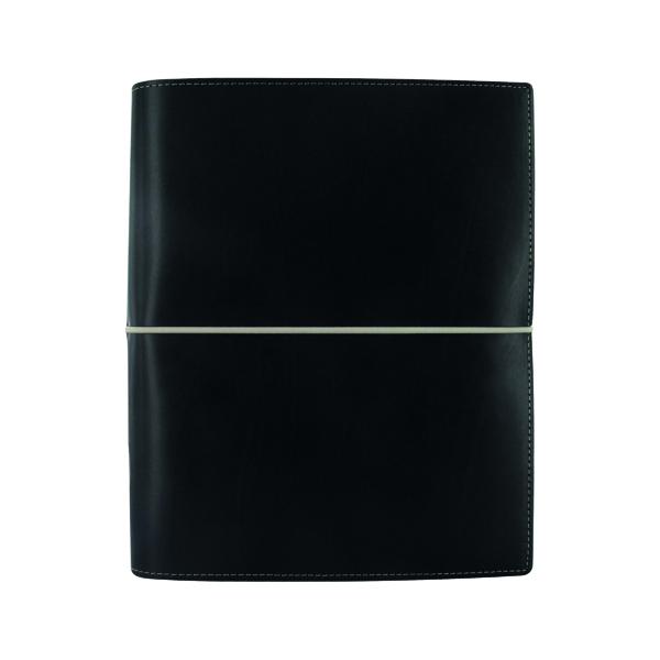 A5 Filofax Domino Organiser A5 Black 27868