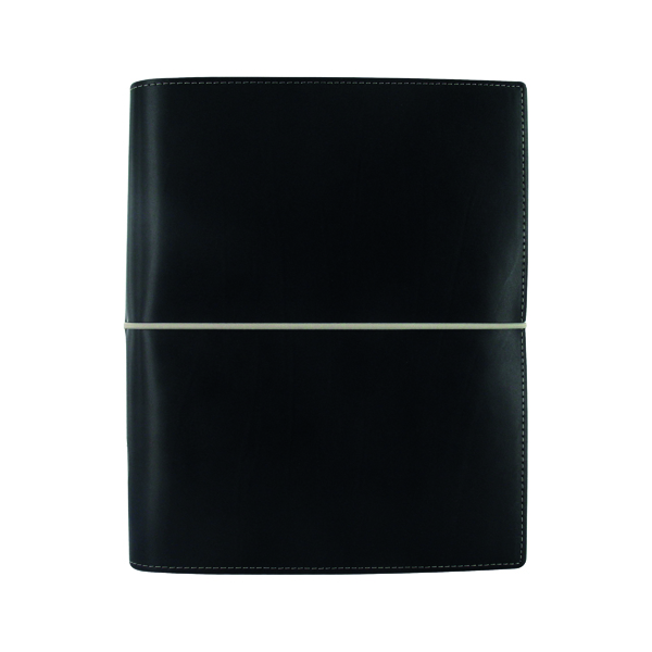 Personal Organisers Filofax Domino Organiser A5 Black 27868