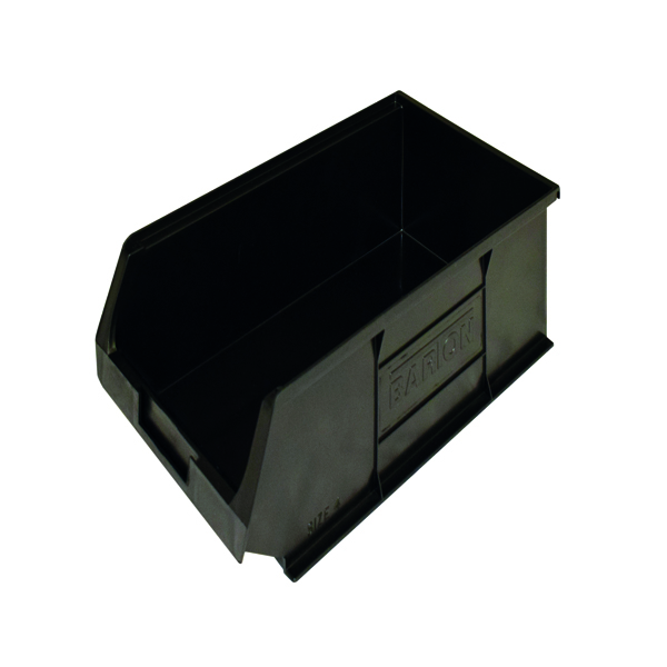 Barton Topstore Container TC4 Recycled (10 Pack) Black 010048