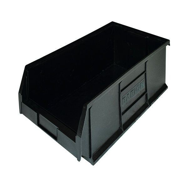 Containers Barton Topstore Container TC7 Recycled (5 Pack) Black 010078