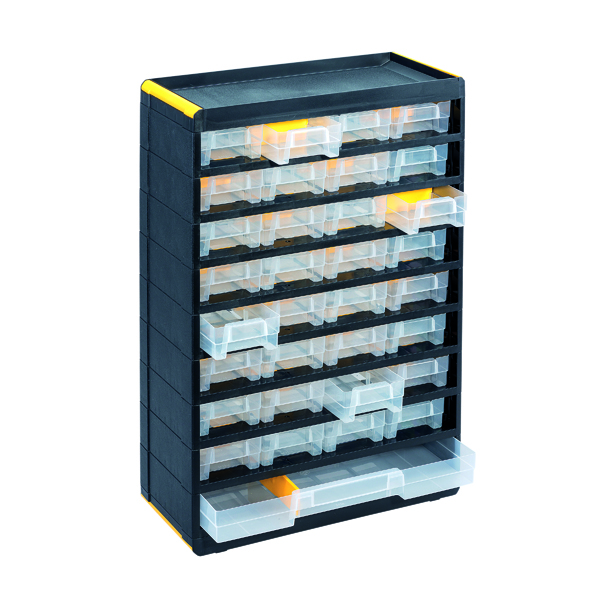 Containers Barton Multi Drawer Professional 49 Cabinet (2 Pack) 947-465125