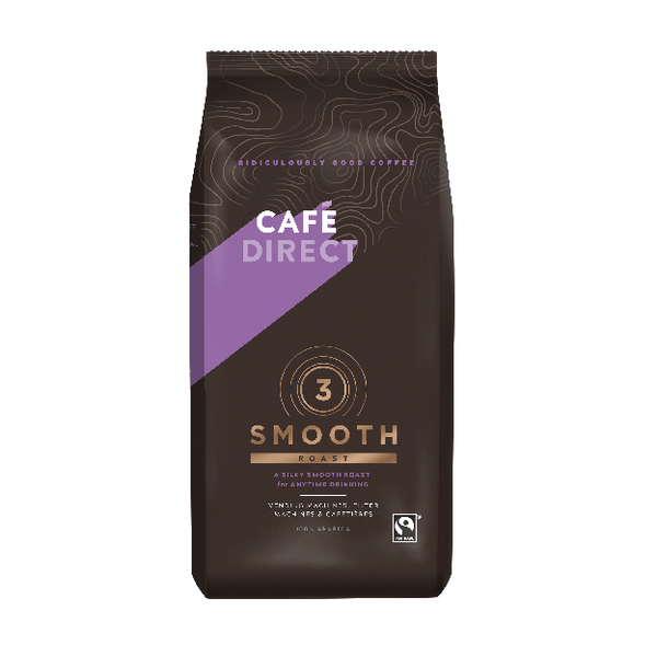 Coffee Cafedirect Smooth Coffee 750g TW12002