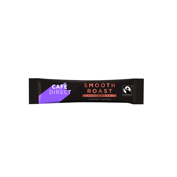 Cafedirect Smooth Roast Freeze Dried Coffee Sticks (250 Pack) TWI41023