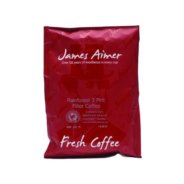 Coffee Exclusive Medium Roast Filter Coffee 3 Pint Sachet 50g (50 Pack) VRFA3PINT
