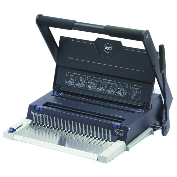 Binding Machines GBC MultiBind 320 Multifunctional Comb/Wire Binding Machine IB271076