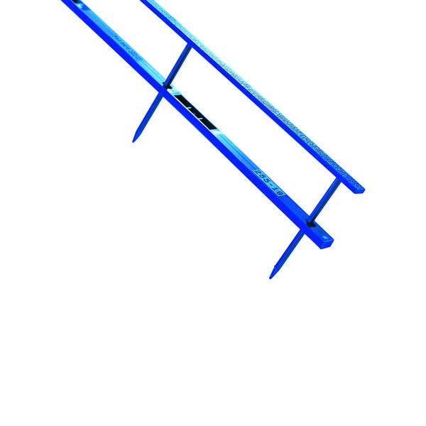 GBC VeloBind Binding Strips 45mm 200 Sheet Capacity Black (25 Pack) 9741635