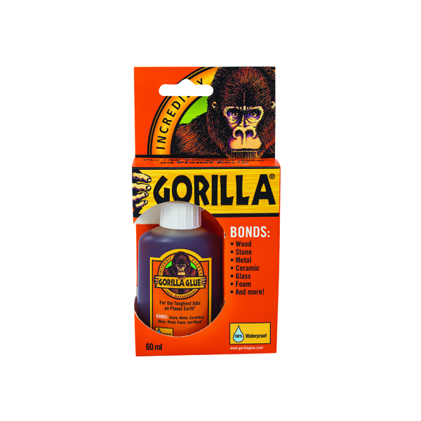 Strong Glues Gorilla Glue 60ml 1044202