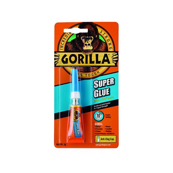 All Purpose Gorilla Super Glue 3g 4044301