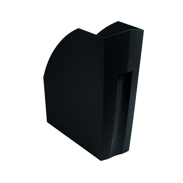 Exacompta Forever Magazine File Black 180014D