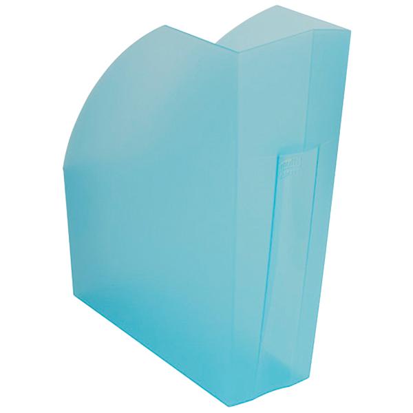 Exacompta Iderama Magazine File Turquoise 18083D