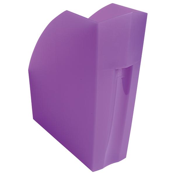 Magazine Files Exacompta Iderama Magazine File Purple 18019D