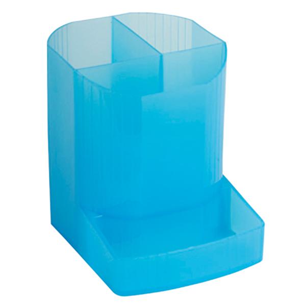 Cup Exacompta Iderama Pen Pot Turquoise 67583D
