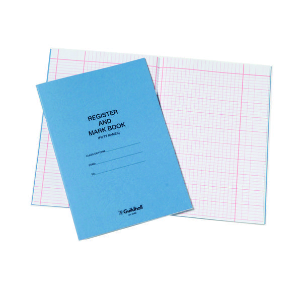 Ruled Guildhall Register and Mark Book E300Z