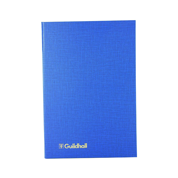 Exacompta Guildhall 20 Cash Columns Account Book 80 Pages 31/20 1030