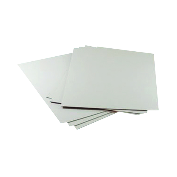 Goldline Mounting Board 1250 Micron A1 White (10 Pack) GMB-119