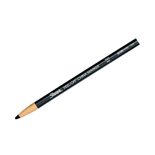 Sharpie China Marker Black (12 Pack) S0305071