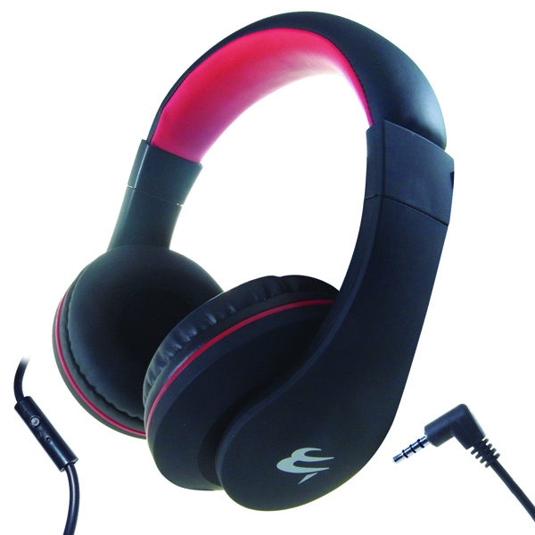 Computer Gear HP531 Mobile Headphones With Built-in Mic and Remote 24-1531