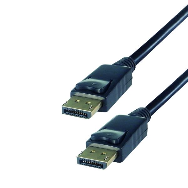 Cables & Adaptors Connekt Gear Display Port v1.2 Display Cable 2m 26-6020