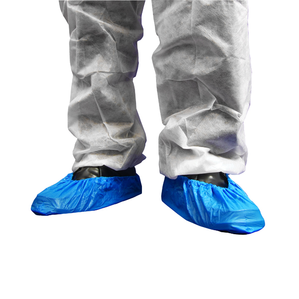 Shield Overshoes 14 inch Blue (2000 Pack) DF01