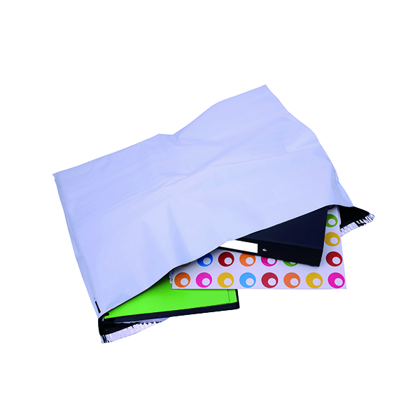 Strong Polythene Mailing Bag 595x430mm Opaque (100 Pack) HF20214