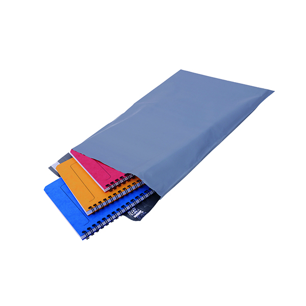 Other Polythene Mailing Bag 235x320mm Opaque Grey (500 Pack) HF20220