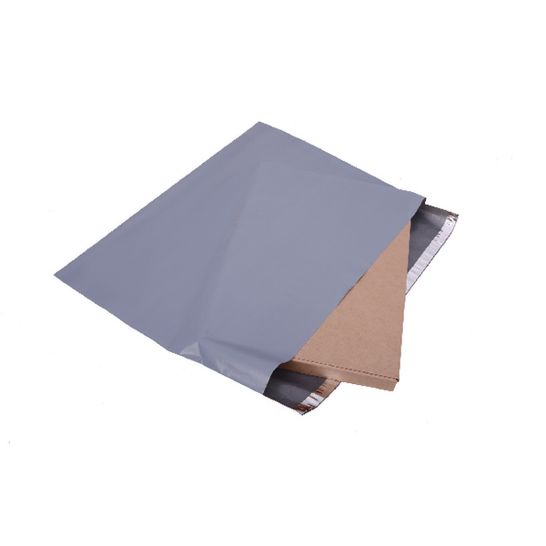 Polythene Mailing Bag 440x320mm Opaque Grey (500 Pack) HF20221