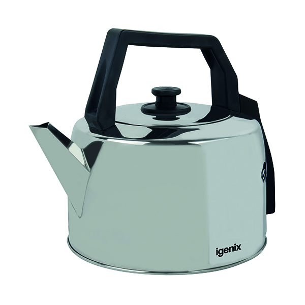 Kettle Igenix Steel Corded Catering Kettle 3.5 Litre IG4350