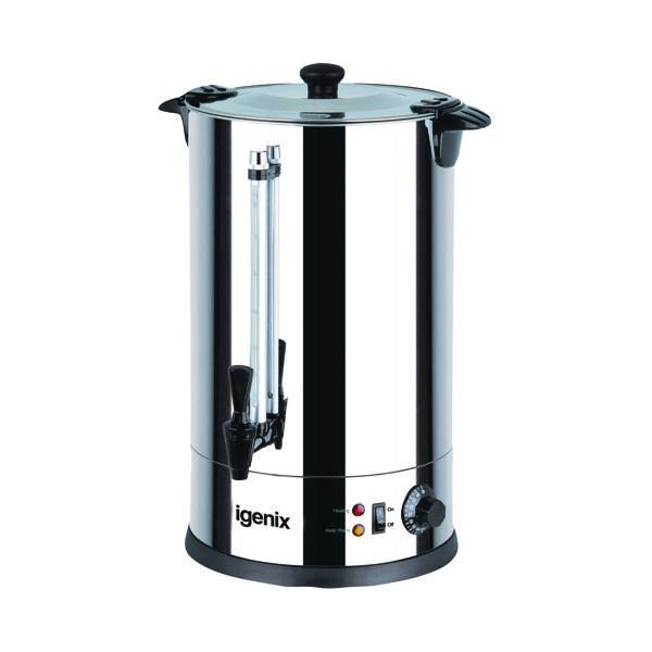 Flasks/Urns Igenix Stainless Steel 30 Litre Catering Urn IG4030