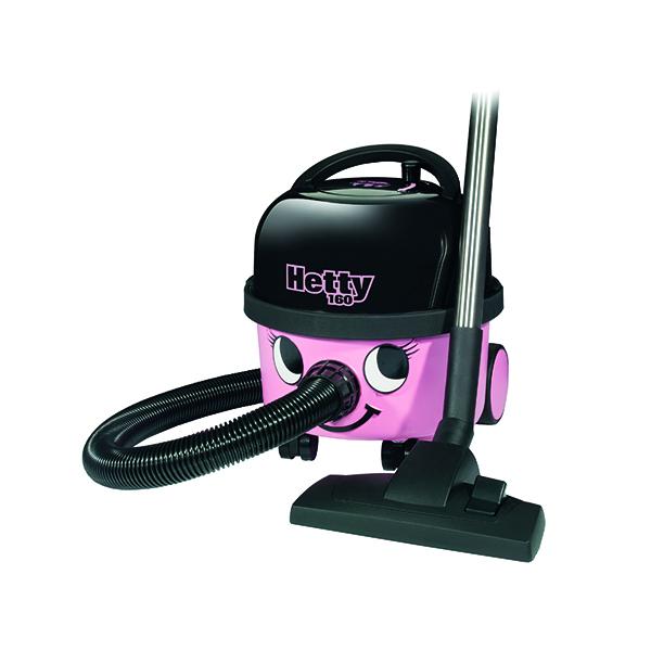 Vacuum Numatic Hetty Vacuum Cleaner Pink HET160-11 902289
