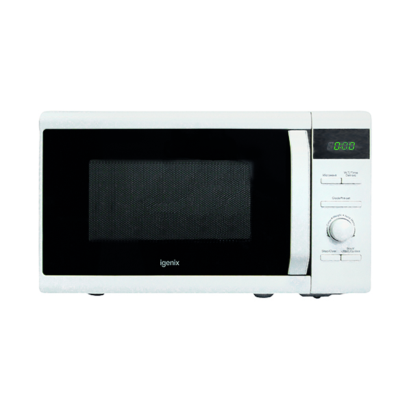 Microwave Oven 800W White IG2082