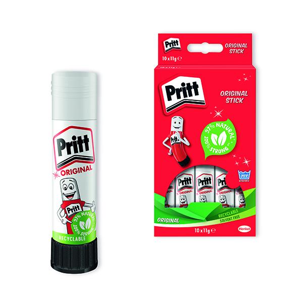 Pritt Stick 11g (10 Pack) 1456040